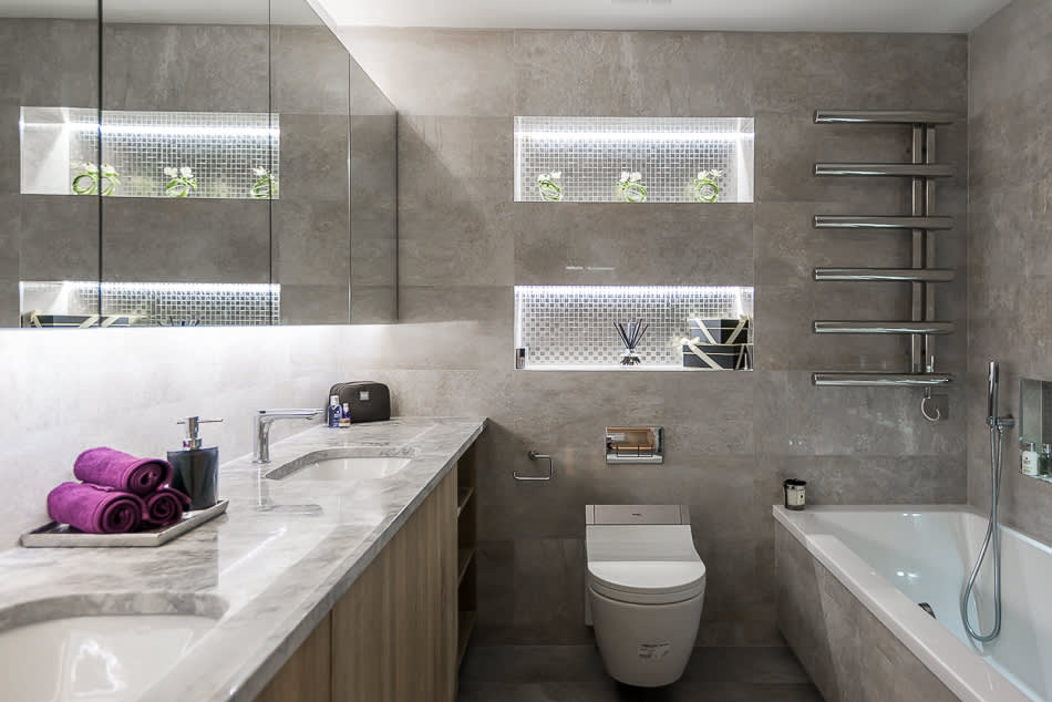 Modern Bathroom Photos: Bathroom
