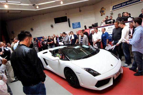 Bca Doubles Top Car Auctions Nottingham Motoring