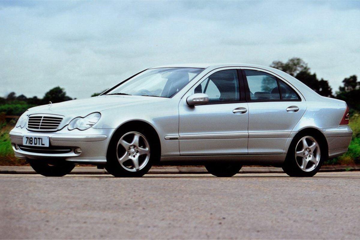 hight resolution of mercedes benz c class 2000 2007