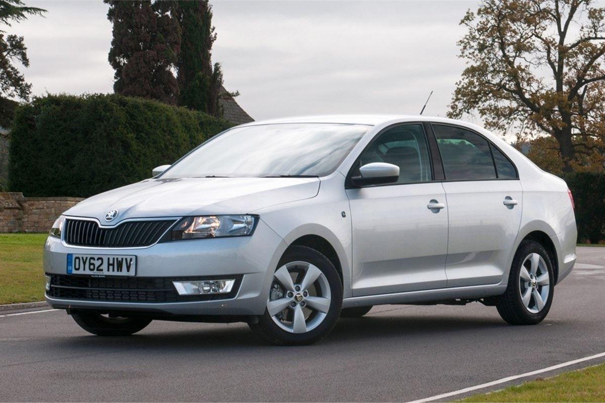 Skoda Rapid 2012 Car Review Honest John