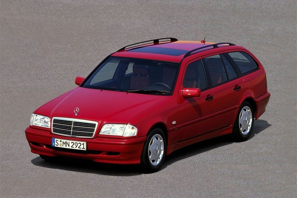 medium resolution of mercedes benz c class 1993 2000
