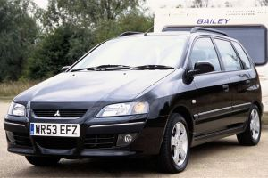 Mitsubishi Space Star 2002  Car Review | Honest John