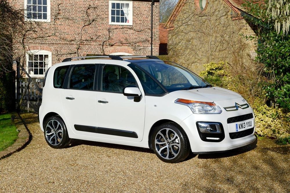 medium resolution of citroen c3 picasso 2009 2017