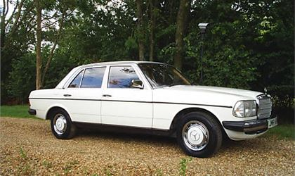 MercedesBenz EClass W123  Owners Reviews  Honest John