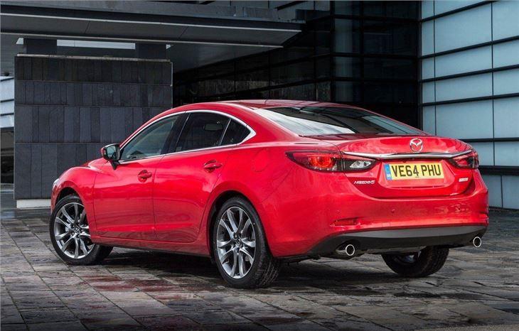 Mazda 6 2013 Car Review Honest John