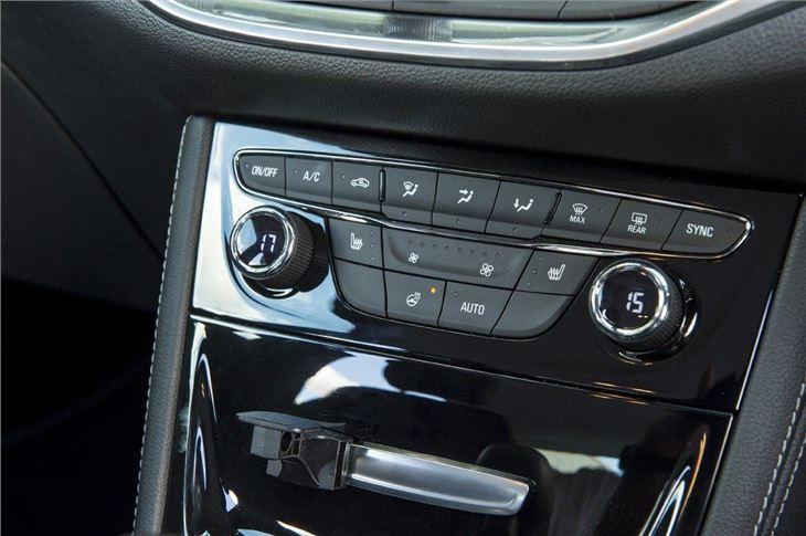 Vauxhall Astra 2015 Car Review Honest John