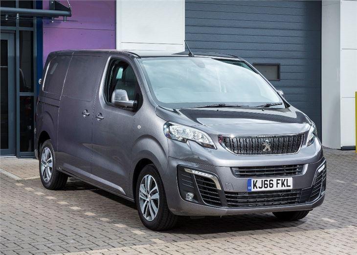 Peugeot Expert 2016 Van Review Honest John