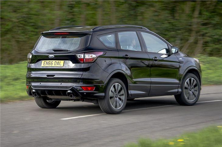Ford Kuga 2013 - Car Review | Honest John