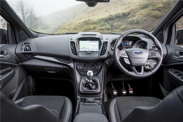 Ford Kuga 2013  Car Review  Honest John