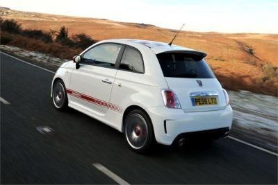 Abarth 500 2008 - Car Review   Honest John