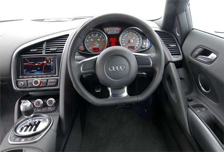 Audi R8 2007 Car Review Honest John