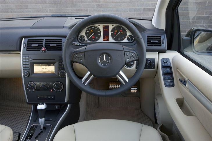 Mercedes Benz B Class 2005 Car Review Honest John