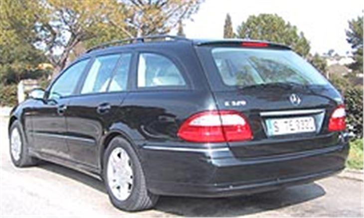 MercedesBenz EClass Estate W211 2003 Road Test  Road Tests  Honest John