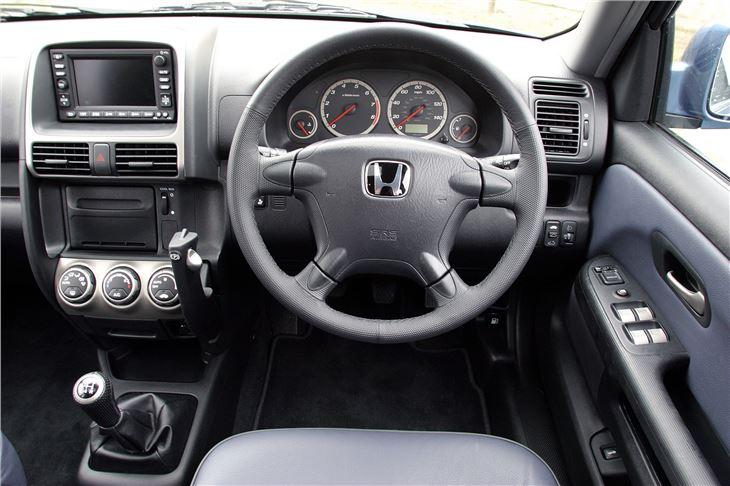 Honda CRV 2002  Car Review  Honest John