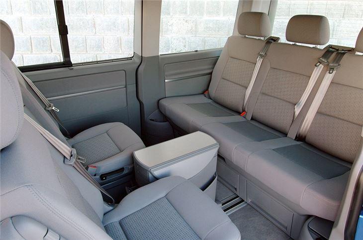 Volkswagen T5 Caravelle 2003  Car Review  Honest John