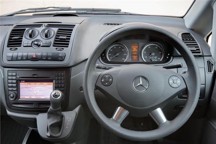 2007 Volkswagen Fuse Box Mercedes Benz Vito 2003 Van Review Honest John
