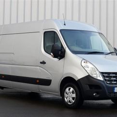 Wheelchair Cab Vintage School Desk Chair Combo Renault Master 2010 - Van Review | Honest John