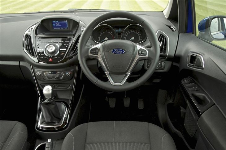 Ford BMAX 2012  Car Review  Honest John