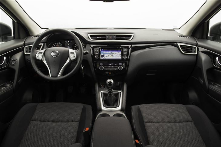 Nissan Pathfinder 2017 Interior