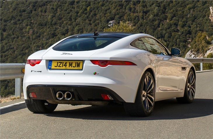 Jaguar F Type Coupe 2014 Car Review Honest John
