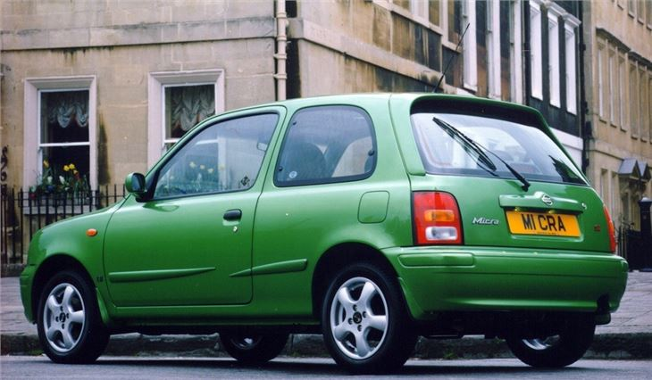 Nissan Micra K11 1992  Car Review  Honest John
