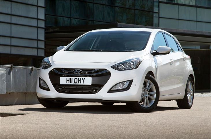 Hyundai i30 2012  Car Review  Honest John