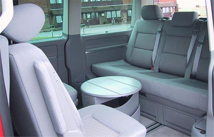 Volkswagen T5 Caravelle 2003 Road Test  Road Tests