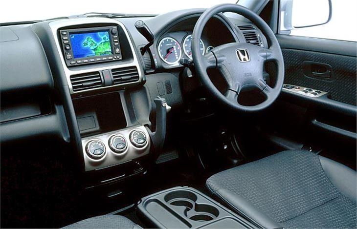Honda CRV 2002 Road Test  Road Tests  Honest John