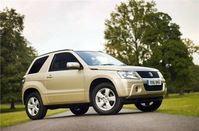 Suzuki Grand Vitara 3dr 2005 Car Review Honest John