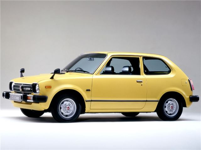 Honda Civic Mk1  Classic Car Review  Honest John