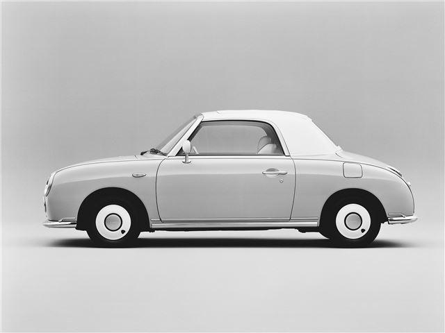 50s Classic Cars Wallpaper Nissan Figaro Classic Car Review Honest John