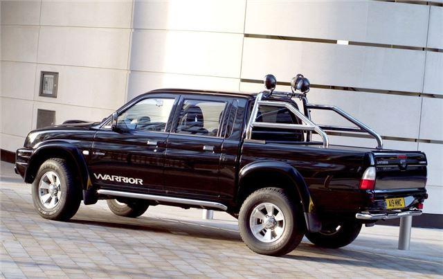 Mitsubishi L200 Warrior Pick