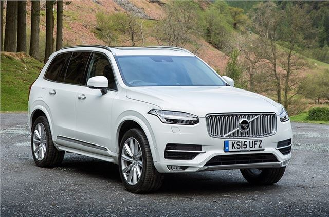 Volvo XC90 2015 Car Review Honest John