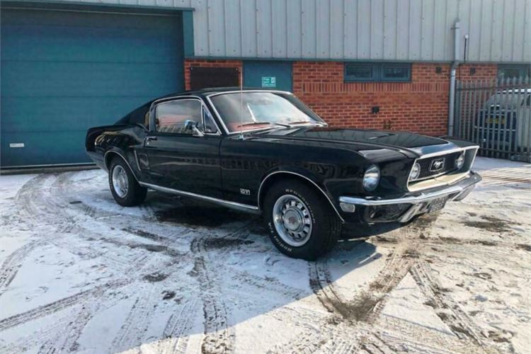 This apparently stock 1968 ford fairlane 500 fastback might be for you. Ford Mustang For Sale 1960s Classic Cars For Sale Honest John