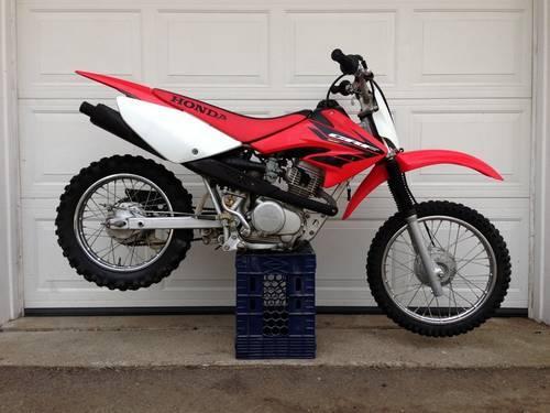 Honda Xr 80 Dirt Bike