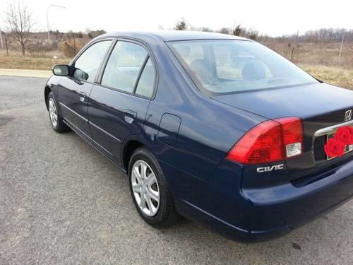 2003 Honda Civic 4 Door Ex Vtec For Sale In Middletown