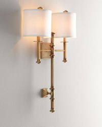 Wall Sconces, Sconces & Sconce Lighting | Horchow