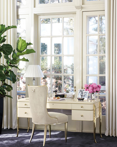 guy brown office chairs toddler upholstered home furniture at neiman marcus horchow the parisian desk
