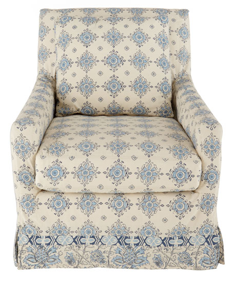 anna slipcover chair collection small swivel lee industries gabriel