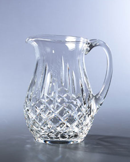 Waterford Crystal Lismore Crystal Pitcher