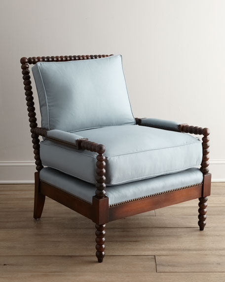 Old Hickory Tannery Ellsworth SpindleBack Chair