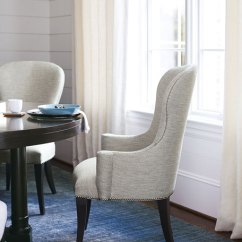 Living Room Arm Chair Valances Ideas Furniture Dining Chairs At Neiman Marcus Horchow Bernhardt Pair Of Sutton House