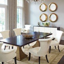 Furniture Chairs Living Room Wall Mirror Ideas Dining At Neiman Marcus Horchow Jet Set Side Each
