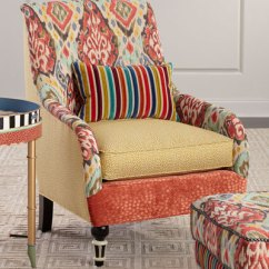 Chair Covers And Bows Ebay Office Vintage Mackenzie Childs Furniture Tables Chairs At Neiman Marcus Horchow Boheme Accent