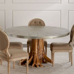 Dining Chair Seat Covers B And M Lifetime Stacking Chairs 2830 Room Furniture At Horchow Sorrell Teak Root Table