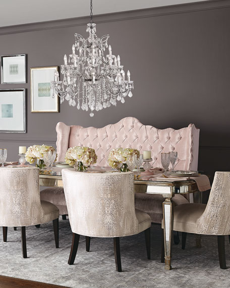 Haute House Tiffany Chair Isabella Banquette  Eliza