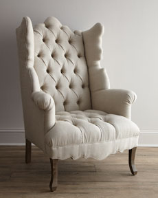 "Haute House ""Elizabeth"" Chair"