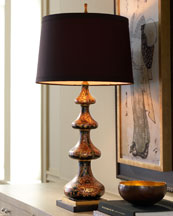 """Persian Allure"" Lamp"