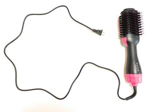Hot Air Brush, One Step Hair Dryer Volumizer,