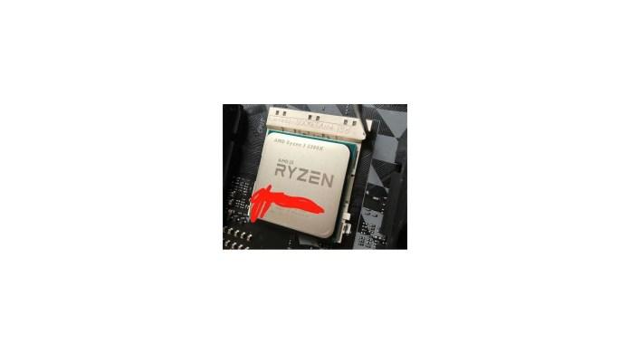 Amd Ryzen 3 2300x Mainstream Zen Processor Benchmarks Leak Ahead Of Launch Hothardware